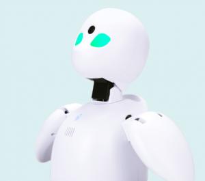 分身ロボットOriHimeの写真