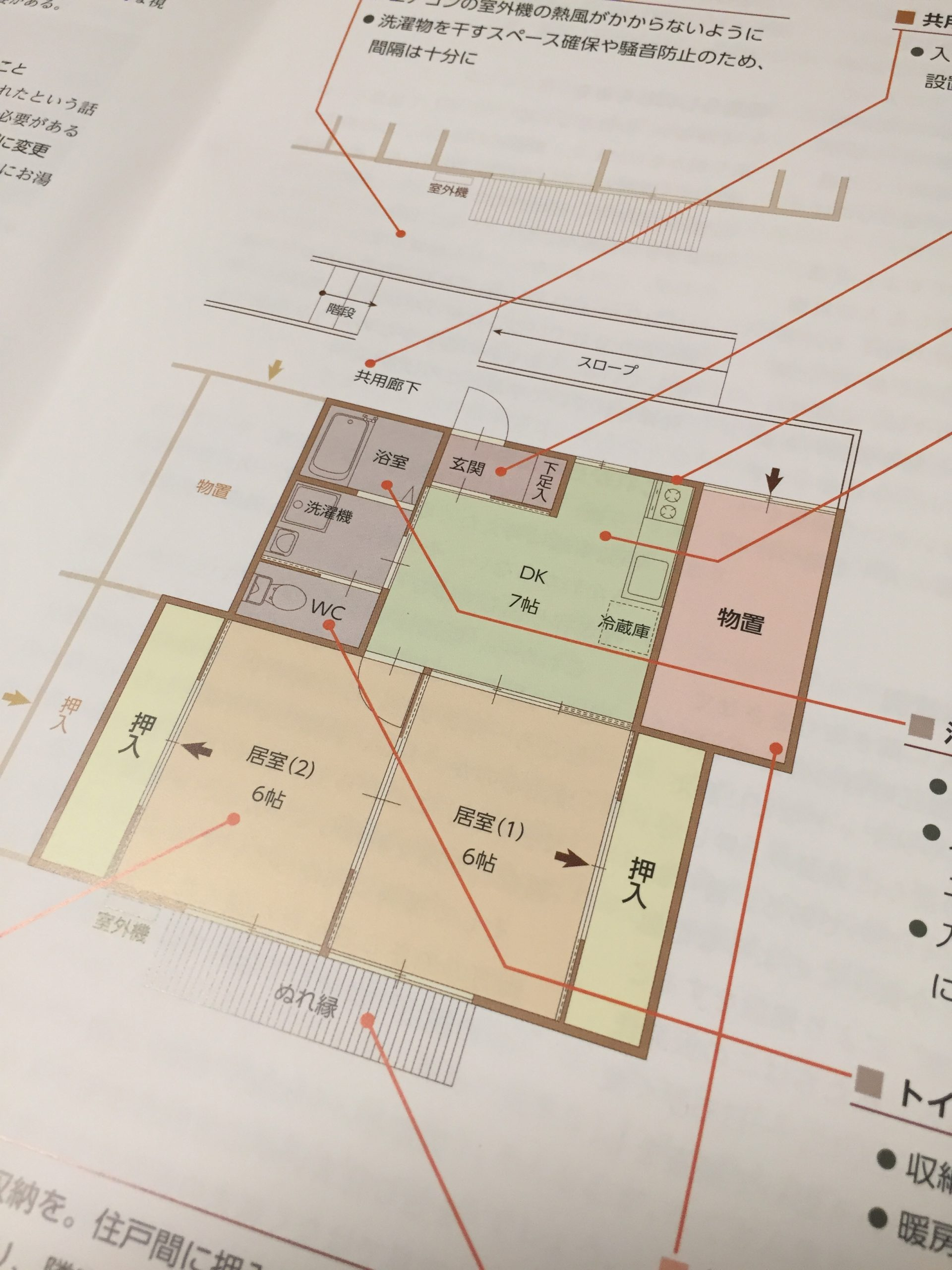 ユニバーサルデザイン仮設住宅モデル案