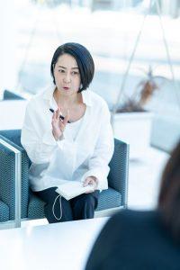 ビジネスプレゼン基礎講座 講師 山田もと子