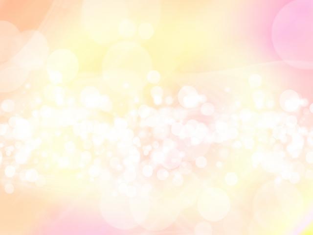 優しい気持ちイメージ ピンクと黄色のほんわり優しい色合い